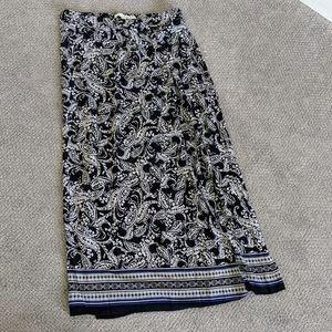 Max Studio Boho Maxi Skirt